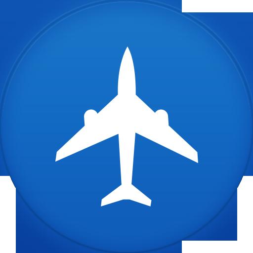 Значок самолёта для статуса